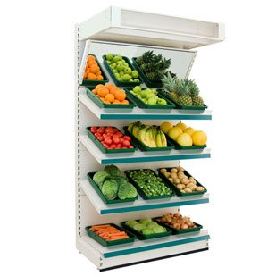 Fruit & Vegetable Racks